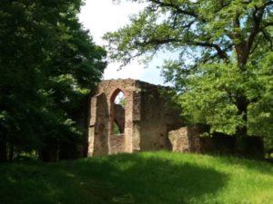 Pálos kolostor rom