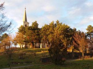 szentbékkállai templom