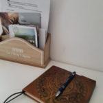 Fecskefészek vendégkönyv
